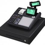 Caja registradora-CASIO-SE-C450